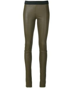Drome | Ribbed Waistband Leggings M