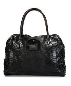 Numero 10 | Python Effect Tote Bag