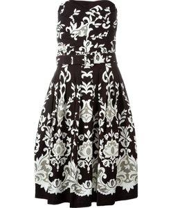 Samantha Sung | English Macrame Print Dress