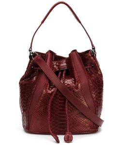 Khirma Eliazov | Mini Edam Bucket Bag