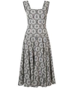 Derek Lam | Print Flared Dress