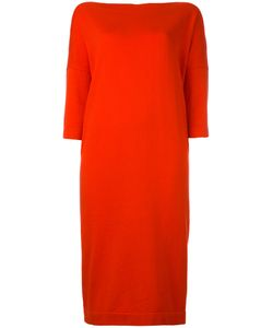 Daniela Gregis | Cropped Sleeves Dress