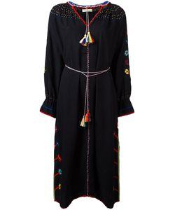 Ulla Johnson | Long Sleeve Embroidered Dress Size 6