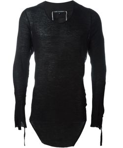Cedric Jacquemyn | Asymmetric Long Line T-Shirt