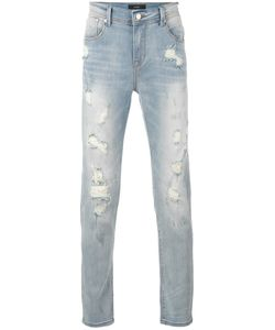 Stampd | Skinny Distressed Jeans 34