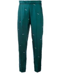 Victoria, Victoria Beckham | Bird Print Pyjama Trousers