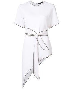 Derek Lam | Asymmetric Belted T-Shirt