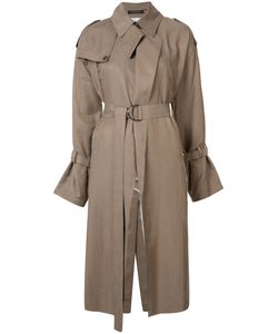 Y's | Belted Trench Coat