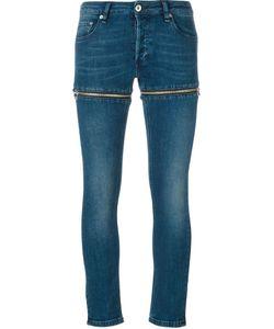 Hood By Air | Zip Detail Skinny Jeans