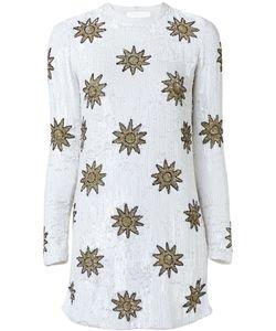 Beau Souci | Sequined Long Sleeve Dress