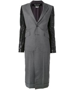 Junya Watanabe Comme Des Garçons | Leather-Panelled Coat Women