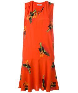 Cacharel | Flower Print Shift Dress 36