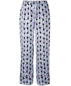 Marni | Leaf Pattern Trousers Size 46