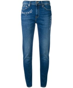 Mira Mikati | Embroidered Jeans 38