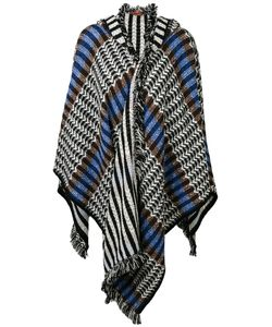 Missoni | Crotchet-Knitted Poncho
