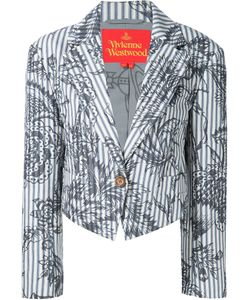 Vivienne Westwood Red Label | Ticking Blazer 46