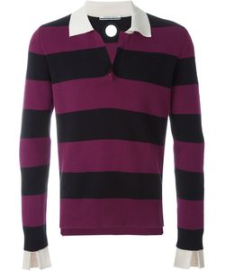 Andrea Pompilio | Striped Polo Shirt