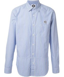 Roundel London | Striped Panel Shirt