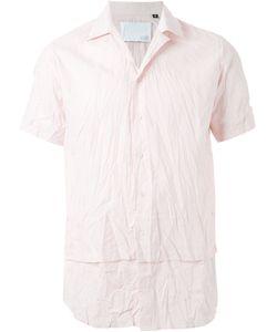 Matthew Miller | Amarillo Unstructured Collar Short Sleeve Shirt