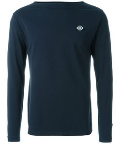 Roundel London | Logo Boat Neck Sweatshirt