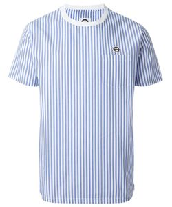 Roundel London | Striped Panel T-Shirt