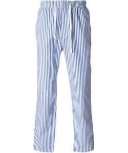 Roundel London | Striped Easy Pants