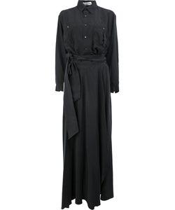 Faith Connexion   Tie Waist Shirt Dress Size 40
