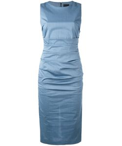 Eggs   Ruched Fitted Dress 44