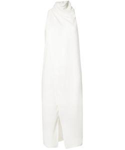 C/Meo | Sleeveless Wrap Dress Medium