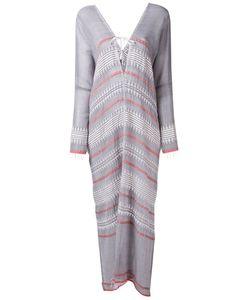 Lemlem   Striped Flared Dress S
