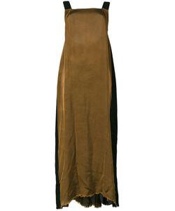 Uma Wang | Long Apron Dress
