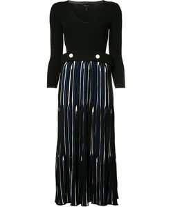 Derek Lam | Striped Panel Dress Size Medium