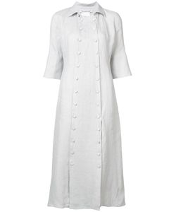 Cherevichkiotvichki | Shortsleeved Buttoned Dress