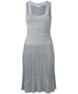 Cacharel | Ribbed Knit Dress Small