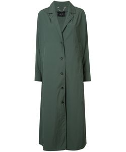 Rachel Comey | Single Breasted Trench Coat Size Medium