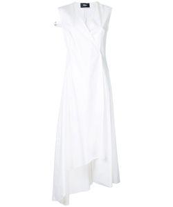 Yang Li   Asymmetric Crossover Dress