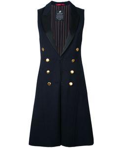 Loveless | Long Buttoned Waistcoat 9