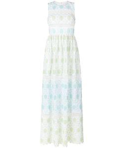 Huishan Zhang   Sleeveless Crochet Dress
