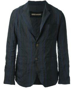 Uma Wang | Striped Blazer Medium