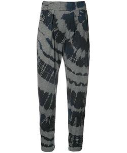 Raquel Allegra | Tie Dye Print Trousers