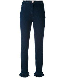 Manoush   Frill Hem Jeans 36
