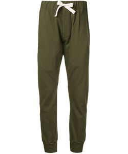 Bassike | French Terry Cuffed Trousers 6 Cotton