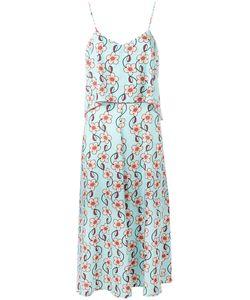 I'M Isola Marras | Print Layered Dress 40
