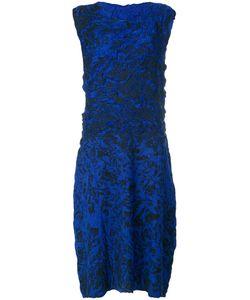 Issey Miyake | Textured Midi-Length Dress
