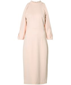 Cushnie Et Ochs | Slit Sleeve Dress