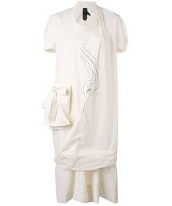 Bernhard Willhelm | Asymmetric Pocket Detail Dress