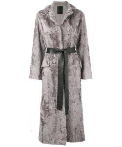 Liska   Long Belted Coat