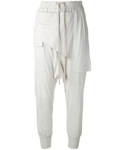 Rick Owens DRKSHDW | Draped Drawstring Trousers