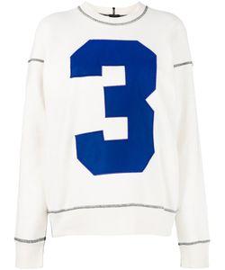 Joseph | Number Print Sweatshirt S