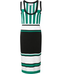 Prabal Gurung | Striped Knit Dress Medium